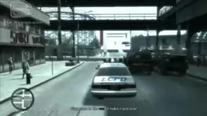 Gta Iv Mission #14 - Crime and Punishment