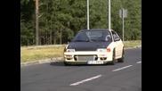 Honda Crx D16z5 Zc Turbo Ed9 309hp 349nm