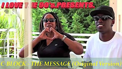 C-block - The Message (original Version 2010)