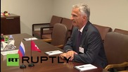 UN: Lavrov meets Swiss FM Burkhalter on sidelines of UNGA
