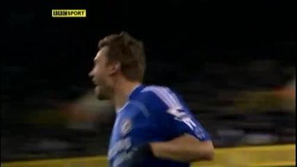 Шевченко гол срещу Тотнъм