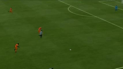 Страшен гол от Игуаин Fifa 14