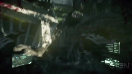 Crysis 2 Playstation 3 Gameplay