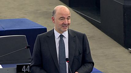 France: Moscovici touts impact of latest Greek debt relief talks