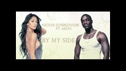 За първи път Nicole Scherzinger ft. Akon - By my side + превод