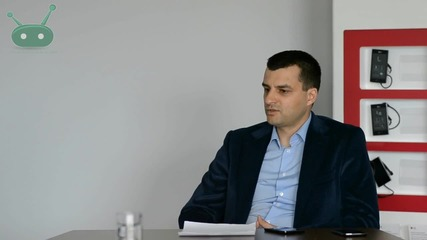 Интервю с г-н Димитър Вълев - Мениджър Мобилни Комуникации за Lg в България