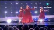 Iceland - Hera Bjork - Je ne Sais Quoi First Semi - Final Eurovision 2010