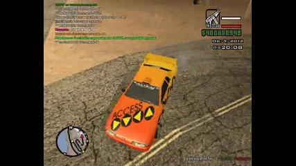 Gta - Moltenfuns (2012) Easy Drifts и Jumps.