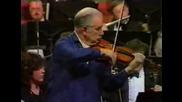 Oscar Shumsky - Brahms Violin Concerto - part. 2 of 5