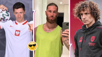 Футболът превзе и TikTok: кои световни футболисти имат профил в приложението?