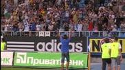 Шевченко с голям жест към фен на Динамо! (голям играч и човек) :)