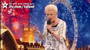 Janey Cutler - Britain_s Got Talent 2010 - Auditions Week 4