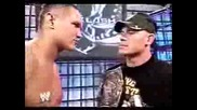 Wwe - John Cena & Randy Orotn