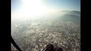 Полет над Сливен