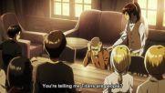 Attack on Titan Season 3 Shingeki no Kyojin Season 3 Episode 11