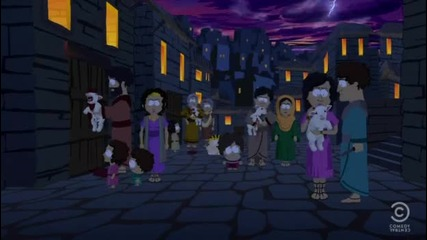 South Park S16 E04 Hd