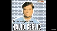 Halid Beslic - Eh kad bi ti - (Audio 1988)