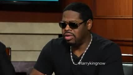 Boyz Ii Men on Larry King