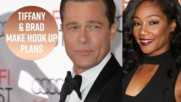 Brad Pitt & Tiffany Haddish agree to hook up next year