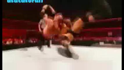 Randy orton tribute im back