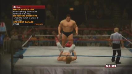 Wwe 2k14_ 30 Years of Wrestlemania_ Hulkamania Runs Wild - 1
