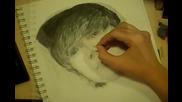 Justin Bieber Speed Drawing