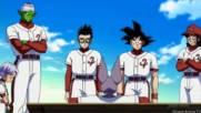 Dragon Ball Super 70 - A Challenge From Champa! This Time, A Baseball Game!