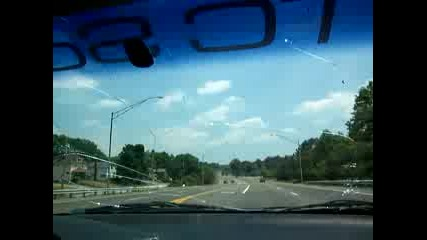 Breaking My Windshield With The Lms 18s