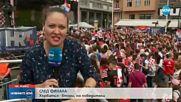 Еуфория в Хърватия въпреки загубата