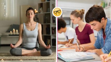5 неща, които ни се ще да бяхме научили в училище: Свалките, медитацията и още!