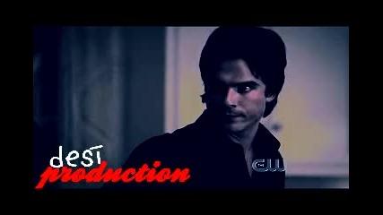 Damon and Stefan // Futuristic love