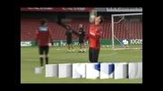 Португалия си отдъхна - Роналдо ще играе срещу Швеция