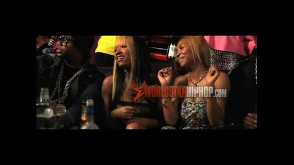 Diamond (feat. Dj Holiday & Young Chu) - Bottle Poppin (official Music Video 2011)