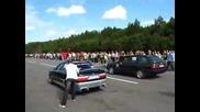 Audi B4 2.2t Vs Audi C4 2.5 Tdi