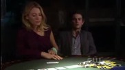 Gossip Girl 3x06 Enough About Eve Serena and Nate Play Poker