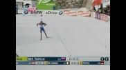 Биатлон: Руснак спечели спринта в Антхолц, Анев и Клечеров отново в топ 30