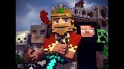 _Fallen Kingdom_ - A Minecraft Parody of Coldplay's Viva la Vida (Music Video)