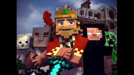 _Fallen Kingdom_ - A Minecraft Parody of Coldplay's Viva la Vida (Music Video)