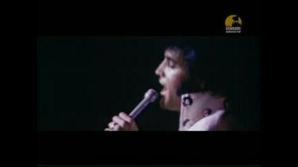 Elvis Presley - Suspicious Minds (live)