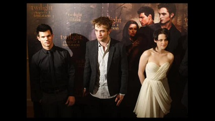 Kristen and Robert and Taylor