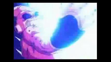 Ssj 11 Goku Vs Majin Buu