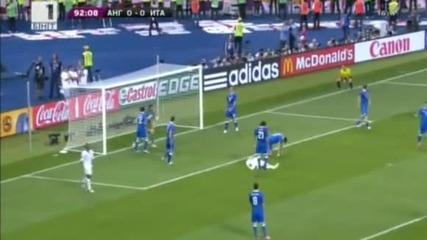Англия 2 : 4 Италия След Дузпи! Евро 2012