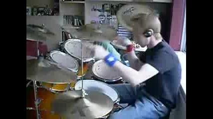 Slipknot - Before I Forget Drums