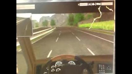 Euro truck simulator ep.2