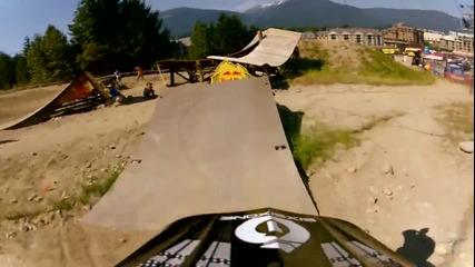 Gopro- Sam Dueck Red Bull Joyride 2012