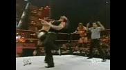 Hhh & Jeff Hardy Vs. Umaga & Snitsky