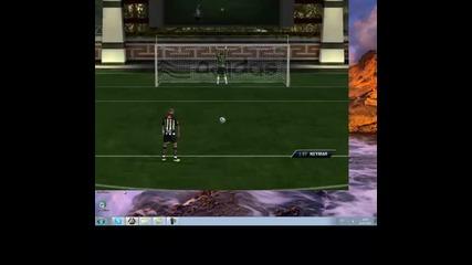 Няколко Гола на Fifa 11