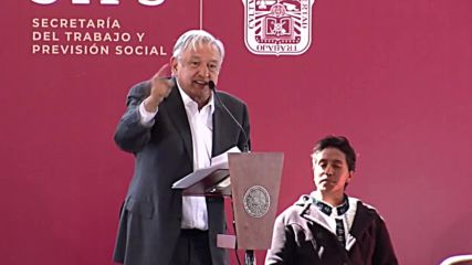 Mexico: Lopez Obrador announces anti-poverty measures to combat fuel theft