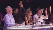 Lola Saunders sings Aretha Franklin's You Make Me Feel - Arena Auditions Wk 2 - The X Factor Uk 2014