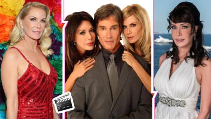 Вечната вражда: как се промениха актрисите, които изиграха Брук и Тейлър